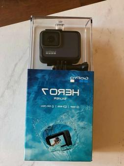GoPro - HERO7 Silver 4K Waterproof Action Camera -CHDHC-60