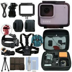 hero7 white 10 mp waterproof camera camcorder