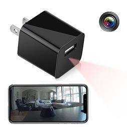 Home Care Wholesale HD 1080P Hidden Camera/Wifi USB Wall Cha