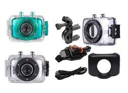 Vivitar High Definition Action Camera DVR781HD WaterProof Hd