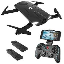 Holy Stone HS160 Shadow FPV RC Drone with 720P HD Wi-Fi Came