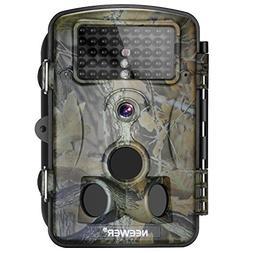 Neewer 1080P 12MP HD Infrared Digital Trail Camera 2.4 inche