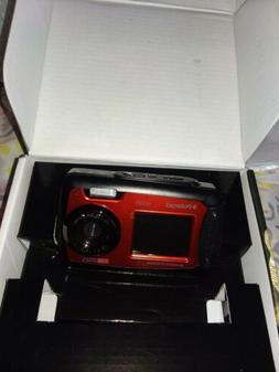 "Polaroid IE090 18MP Waterproof Digital Camera 4x Zoom 2.7""-"