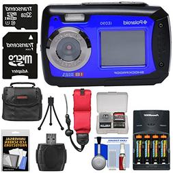 Polaroid iE090 Dual Screen Shock & Waterproof Digital Camera