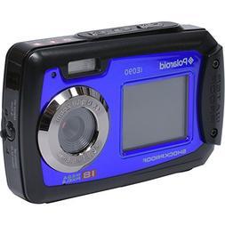 Polaroid IE090 18MP Tough Camera - Blue