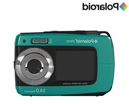 Polaroid IF045-TURQ Turquoise 14.1 MP 5x Zoom Waterproof Dig