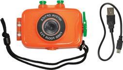 Intova INT00181 Duo Sport Action Camera Orange