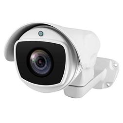 IP Security PTZ Camera 4 Megapixel Super HD 2592x1520 4x/10x