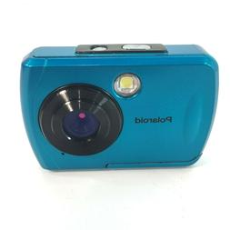 "Polaroid IS048 16 MP 2.4"" Digital Waterproof Camera & Case"