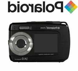 Polaroid iS048 Waterproof Digital Camera - Black