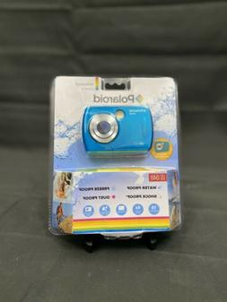 Polaroid IS048 Waterproof Instant Sharing 16 MP Digital Came