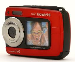 Polaroid IS085 16 Digital Camera with 2.7-Inch LCD, Colors M