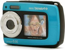 Polaroid IS085-BLU-COP 16 Digital Camera with 2.7-Inch LCD B