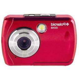Polaroid iSO48 Waterproof Instant Sharing Digital Camera 16M