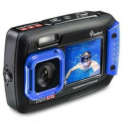 Ivation 20MP Underwater Waterproof Digital Camera w/Full-Col