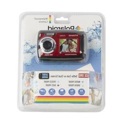 Polaroid iXX 090 20MP Waterproof Digital Camera - Red