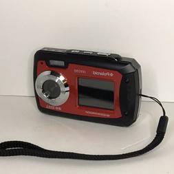 Polaroid iXX 090 Selfie Waterproof Camera w/ Dual Screen 20M