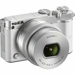 Nikon J5 20.8 Megapixel Mirrorless Camera with Lens - 10 mm