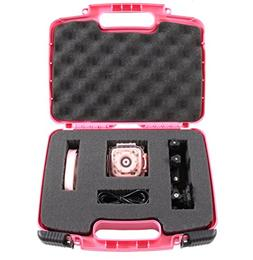 CASEMATIX KIDCASE Pink Kids Waterproof Camera Case Fits Ourl