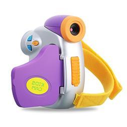 BIBENE Digital Camcorders for Kids Portable Digital Video Ca