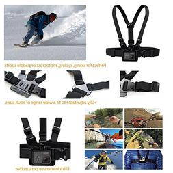 Accessories Kit for gopro (50-in-1