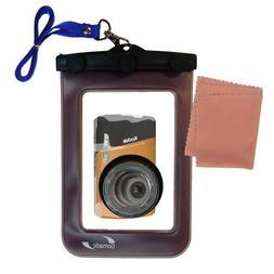 Lightweight Underwater Camera Bag suitable for the Kodak Eas
