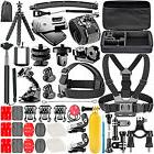 Neewer 53-In-1 Sport Accessory Kit for GoPro Hero4 Session H