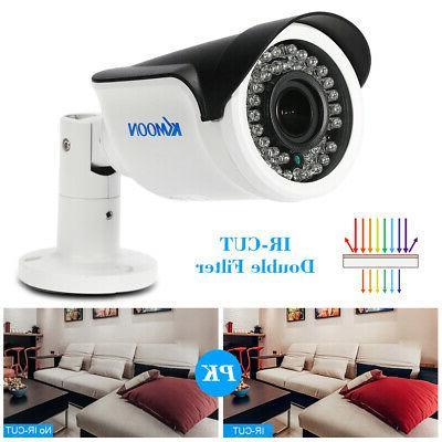 Outdoor Bullet CCTV Camera 2.8~12mm