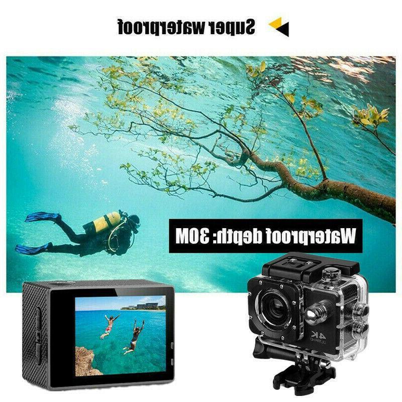 Waterproof WiFi Sport Action Camera DVR