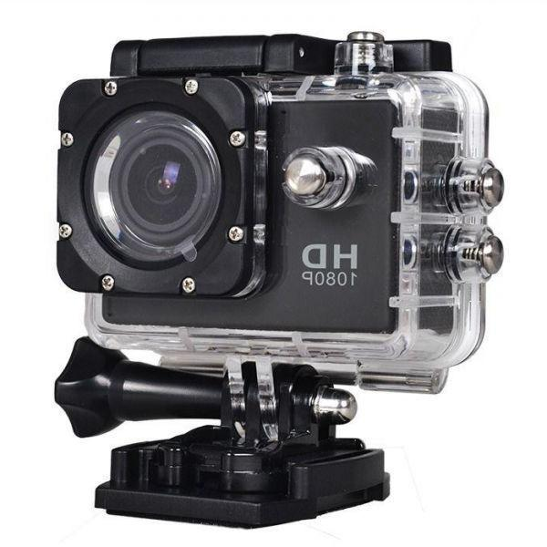 1080p HD Sports go Action Camera pro Waterproof  helmet came