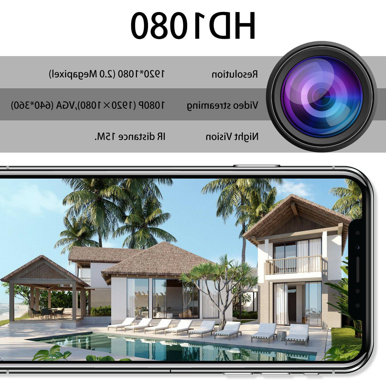 1080P Video Outdoor Home