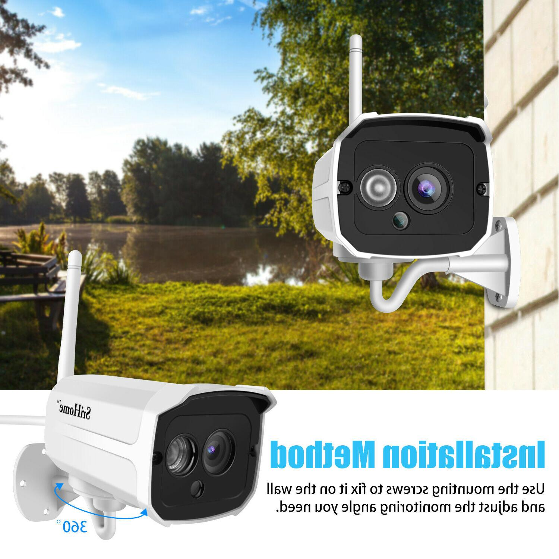 1080P IP Video Waterproof Home