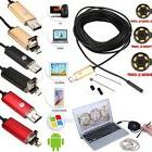 10m 6led android endoscope waterproof inspection camera