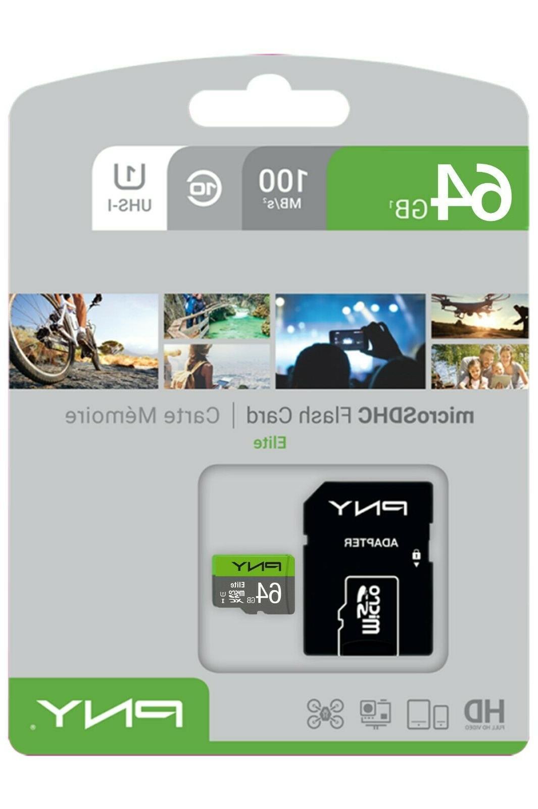 128GB 64GB Card Class Ultra DJI Drone Security