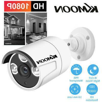 2 0mp 1080p security camera waterproof surveillance