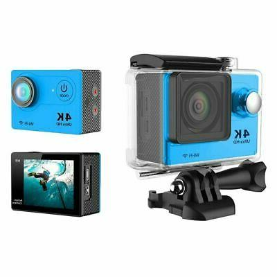2020 4K HD Sports Action Camcorder Waterproof