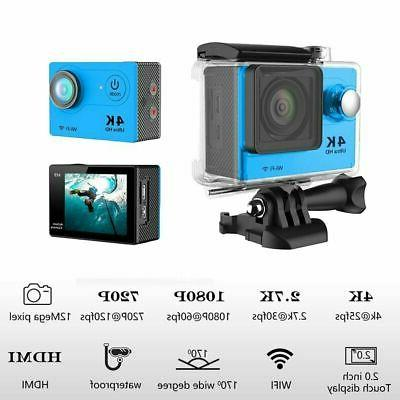 2020 4K HD Action Waterproof
