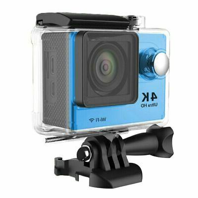 2020 4K Ultra HD Action Camera Waterproof