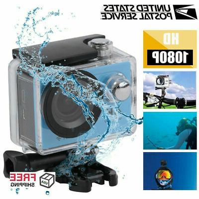 2020 NEW Wifi 1080P 4K Ultra Action Camera DVR Waterproof