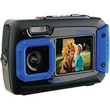 COLEMAN 2V9WP-BL 20.0-Megapixel Duo2 Dual-Screen Waterproof