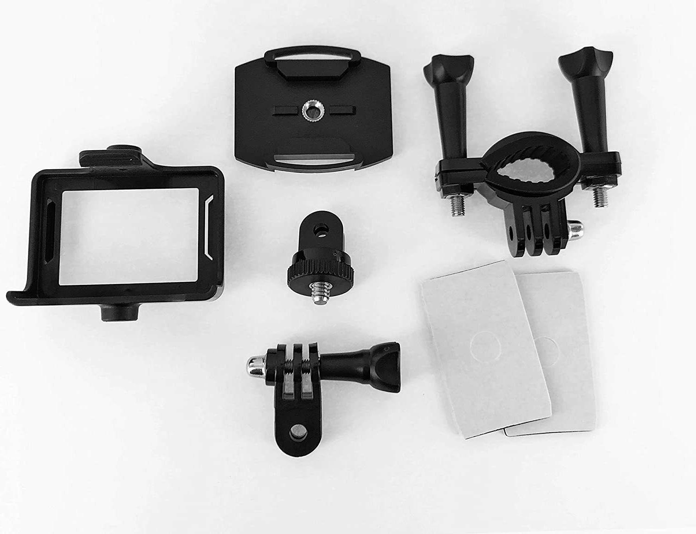 Sports 4K Camera W/ Display &