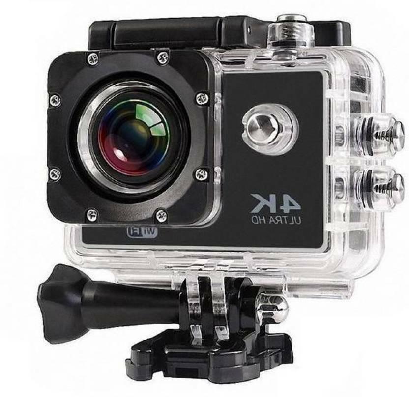 4k camera w 2 inch lcd display