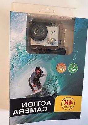 4k wi fi ultra hd sports waterproof