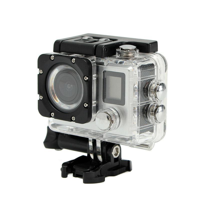 4K Wifi 1080P Waterproof Protable Camera Cam