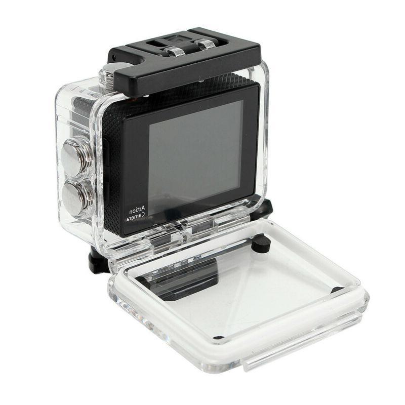 4K Waterproof Sports Protable DVR Camcorder