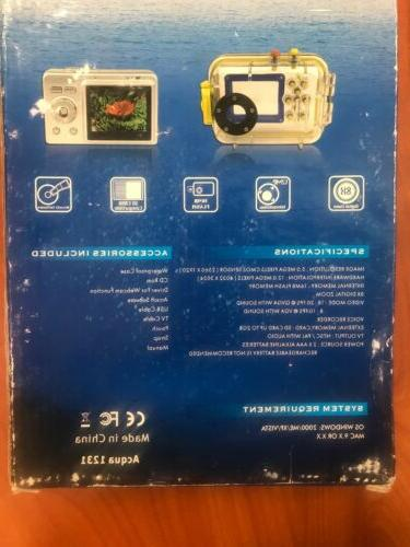 SVP 5.0MP With Waterproof New