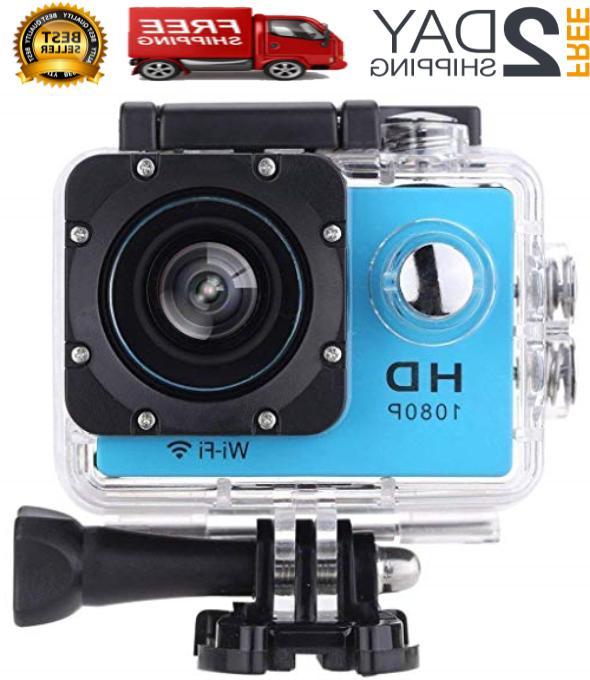 5 Action Gopro Full HD Waterproof Camera Degree