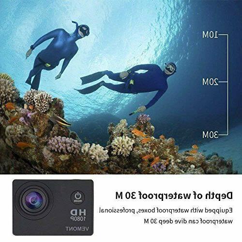 5 Full Waterproof Camera 170 Degree