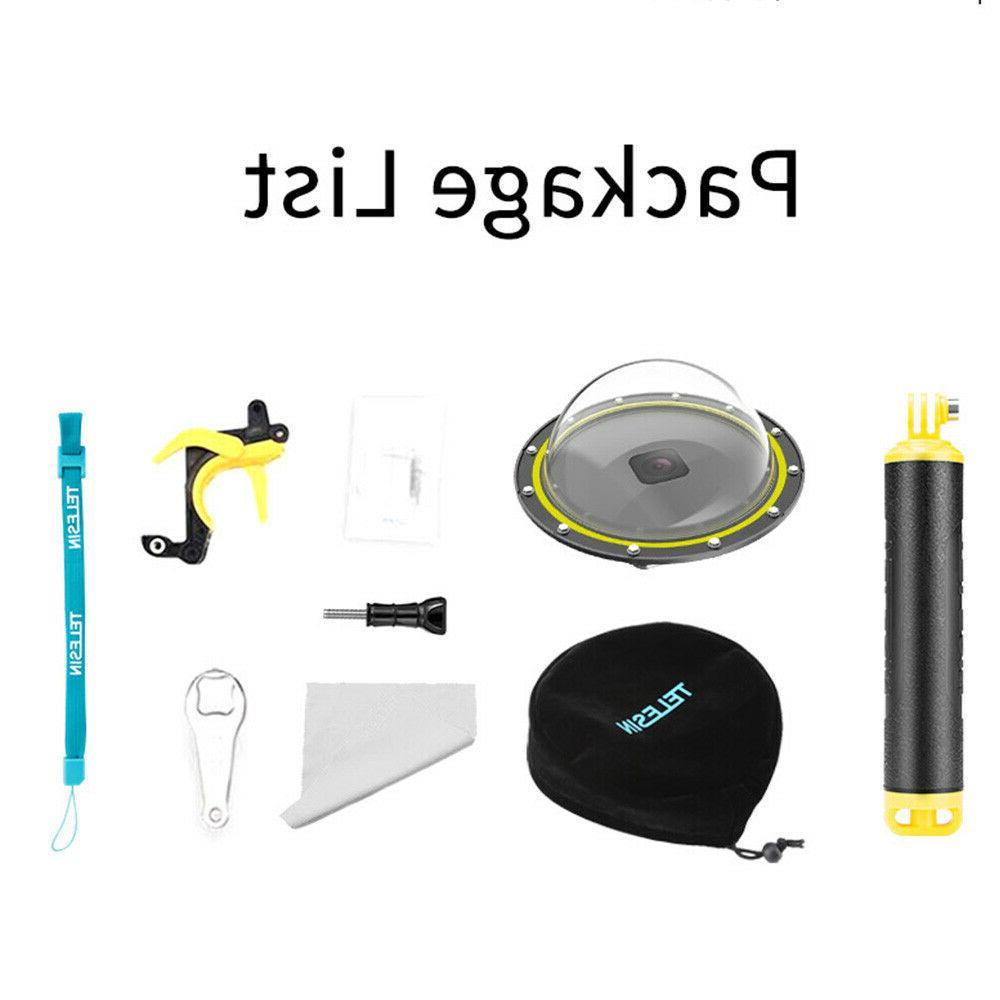 TELESIN 6'' + Floaty Trigger GoPro 8
