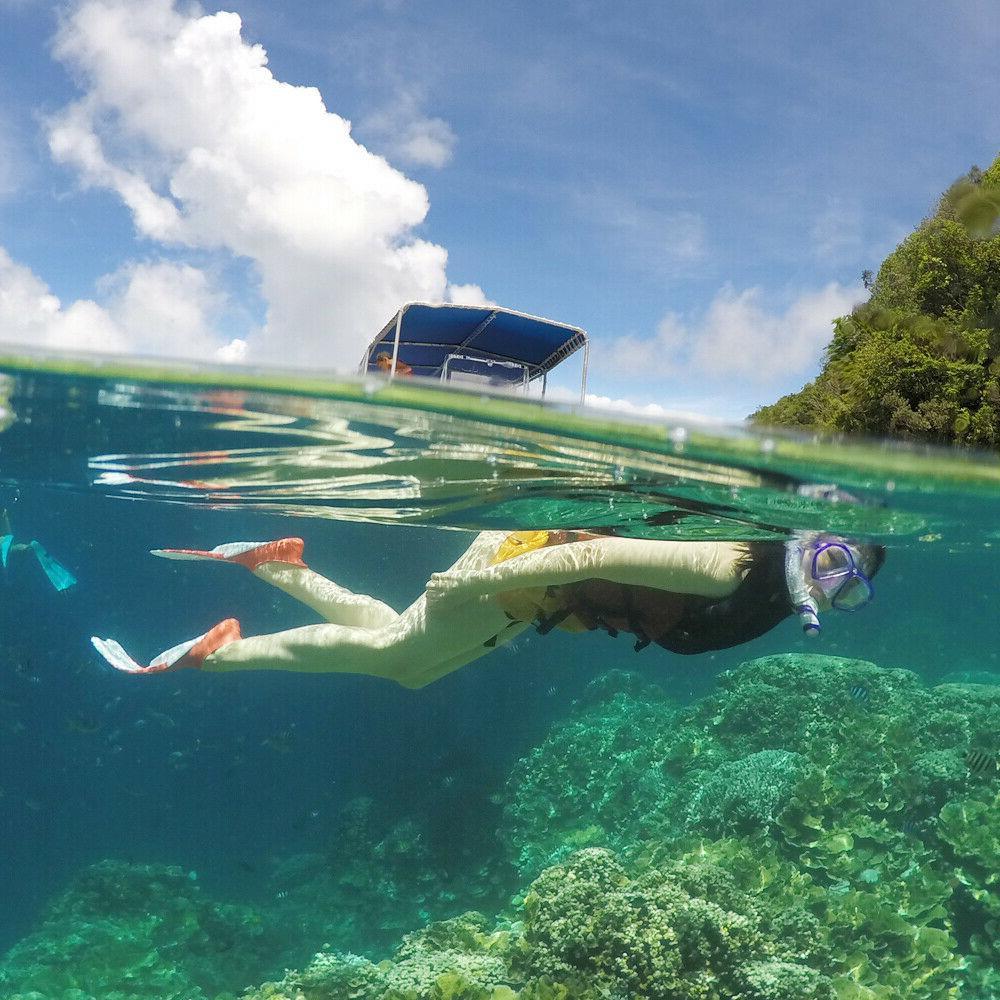 TELESIN 6'' + Floaty Trigger Waterproof